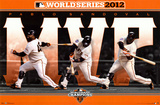Pablo Sandoval - San Francisco Giants 2012 World Series MVP Posters