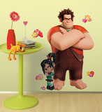 Wreck it Ralph Peel &amp; Stick Giant Wall Decals Wall Decal