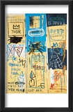 Charles the First, 1982 Posters par Jean-Michel Basquiat
