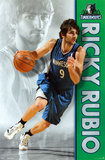 Ricky Rubio - Minnesota Timberwolves Posters