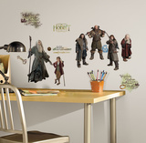 The Hobbit Peel & Stick Wall Decals Muursticker