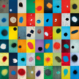 Dot Giclee Print by Sharon Elphick