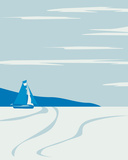 Rising Tide I Giclee Print by Emily Burrowes