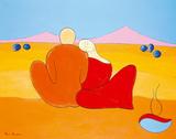 Peace Of Mind Giclee Print by Meri Vardan