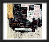 Museum Security (Broadway Meltdown), 1983 Láminas por Jean-Michel Basquiat