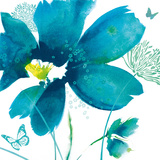 Blue Dawn I Giclee Print by Ruth Yardley