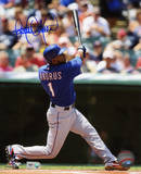 Elvis Andrus Texas Rangers Autographed Photo (Hand Signed Collectable) Photo