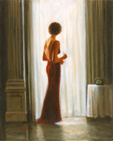 Quiet Contemplation Giclee Print by Paul Milner