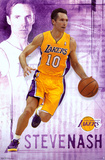 Steve Nash - Los Angeles Lakers Prints