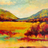 Color of Summer II Giclee Print by  Georgie
