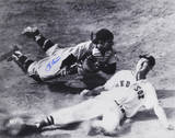 Yogi Berra New York Yankees with Ted Williams Autographed Photo (Hand Signed Collectable) Photo