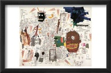 Untitled, 1987 Prints by Jean-Michel Basquiat
