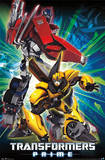 Transformers: Prime Prints