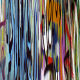 Graffiti II Giclee Print by Tony Koukos