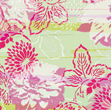 Flower Mix I Giclee Print by Lucy Meadows