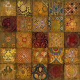 Mosaic III Reproduction procédé giclée par  Douglas