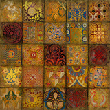 Mosaic III Giclée-Druck von  Douglas