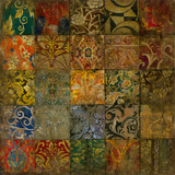 Mosaic II Giclee Print by  Douglas