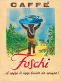 Fuschi Giclee Print by  The Vintage Collection