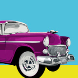 Rockabilly II Giclee Print by Linda Wood