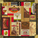 Dupre - Havana's Best II - Giclee Baskı