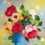 Summer Rose I Giclee Print by Parastoo Ganjei