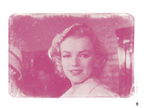 Marilyn Monroe X In Colour Giclee Print by  British Pathe