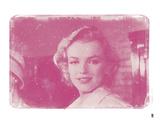 Marilyn Monroe X In Colour Giclee Print