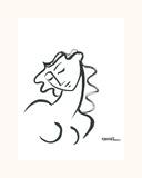 Prelude II Giclee Print by Marsha Hammel