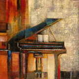 Piano Forte Giclee Print by  Giovanni