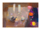 Vessels With Bright Cups Giclee Print by Ele Pack