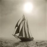 Michael Kahn - Voyage Digitálně vytištěná reprodukce
