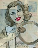 Feminine Mystique I Giclee Print by  Lorello