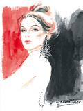 Angel Giclee Print by Sharon Pinsker