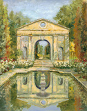Temple Of Daphne I Giclee Print by Longo 