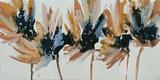 Sepia Flurry II Giclee Print by Lilian Scott