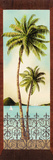Colonial Palm I Giclee Print by Don Tyler