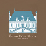 Vintage Chateau I Giclee Print by Andras Kaldor
