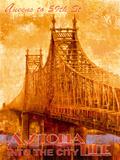 Astoria Line Impression giclée par  The Vintage Collection