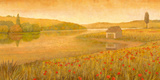 Lakeland Meadows II Giclee Print by Stephen Mitchell