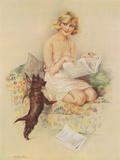 Studies in Femininity Giclee Print