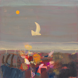 Birds Flying High Giclee Print by Ele Pack