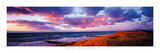 Sunset Beach Giclee Print by Bent Rej