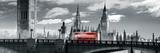 London Bus VI Gicléedruk van Jurek Nems