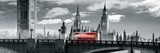 London Bus VI Giclee Print by Jurek Nems