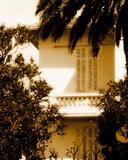 Hidden Villa Giclee Print by Malcolm Sanders