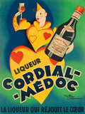Cordial - Medoc Giclee Print by  The Vintage Collection