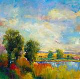 Celebrate Sky I Giclee Print by  Patrick