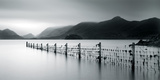 Serene Lake Giclee Print by Joseph Eta