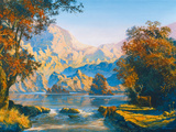 Majestic Silence Giclee Print by Stephen Pearson